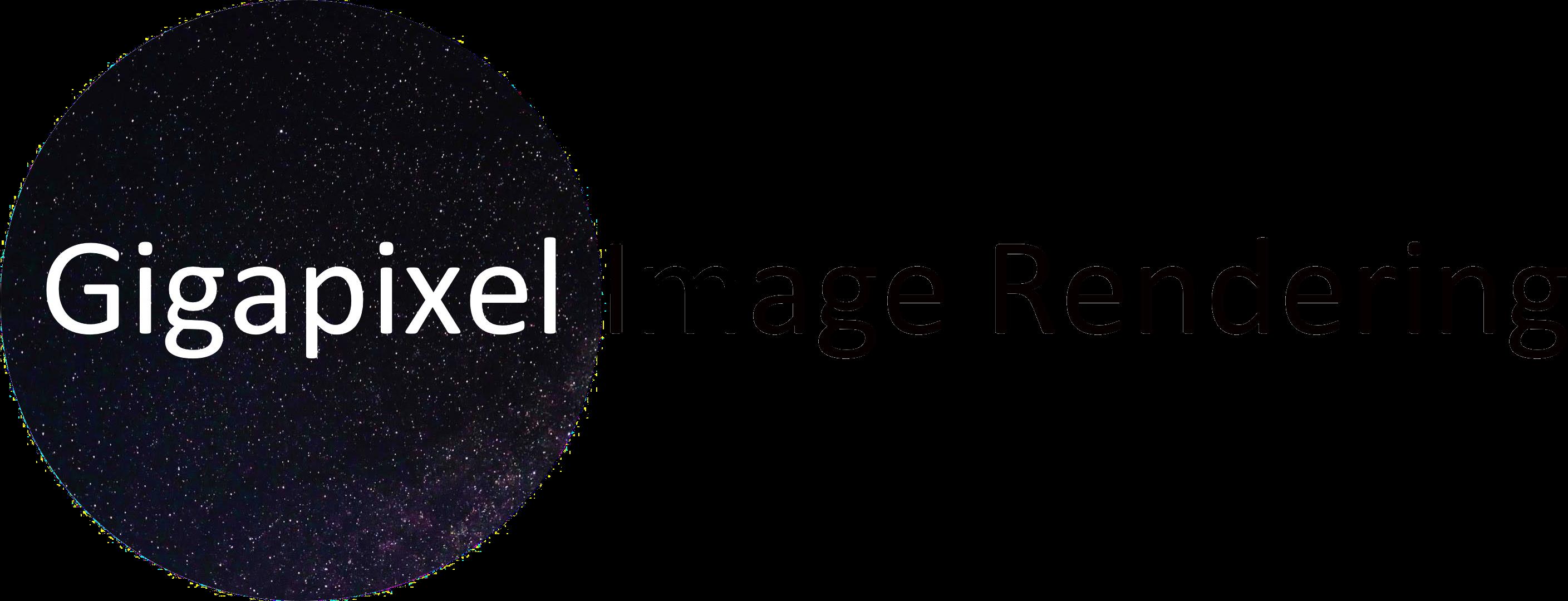 Gigapixel
